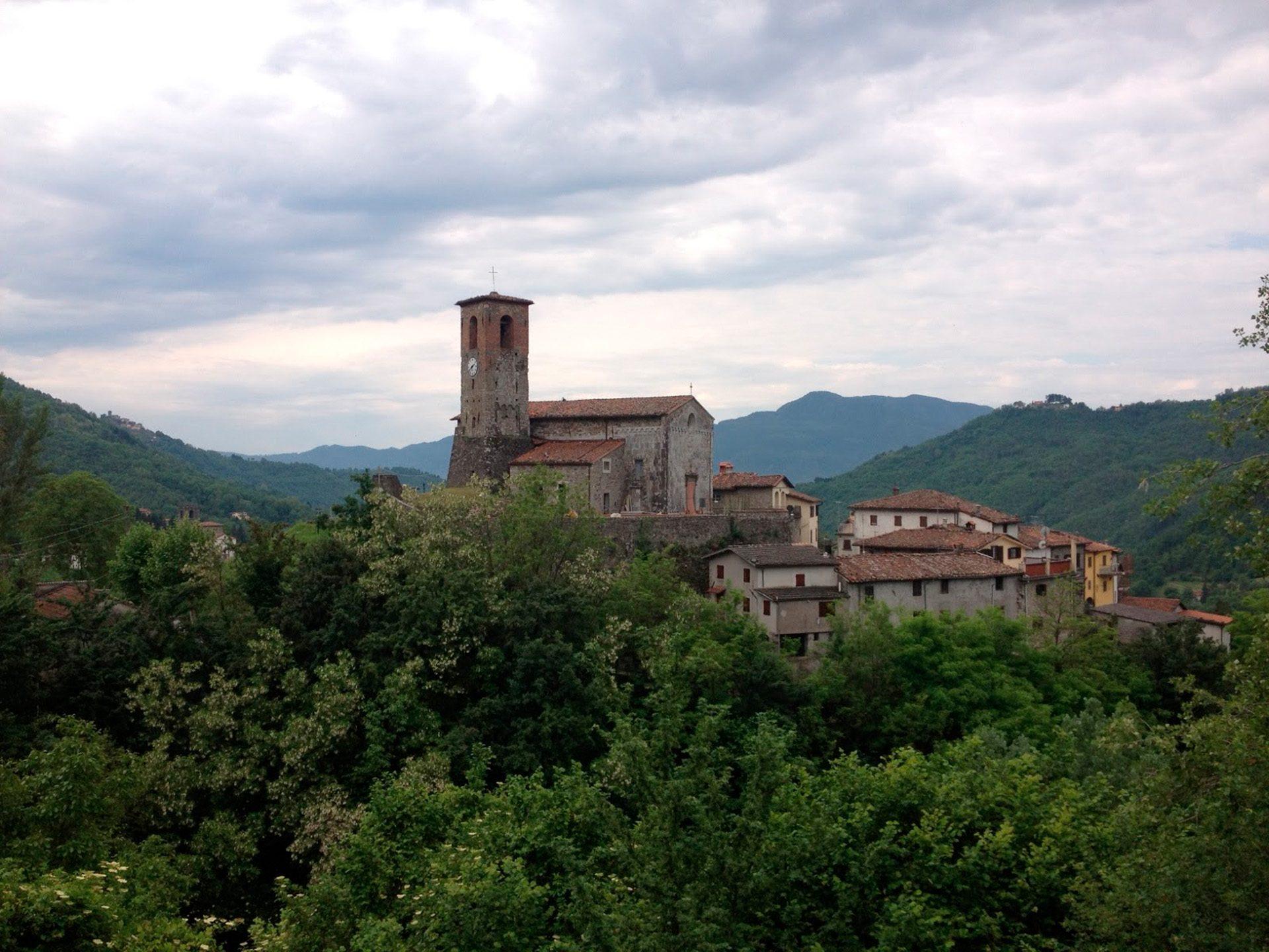 Tappa 07 - Borgo a Mozano-Rifugio Santi