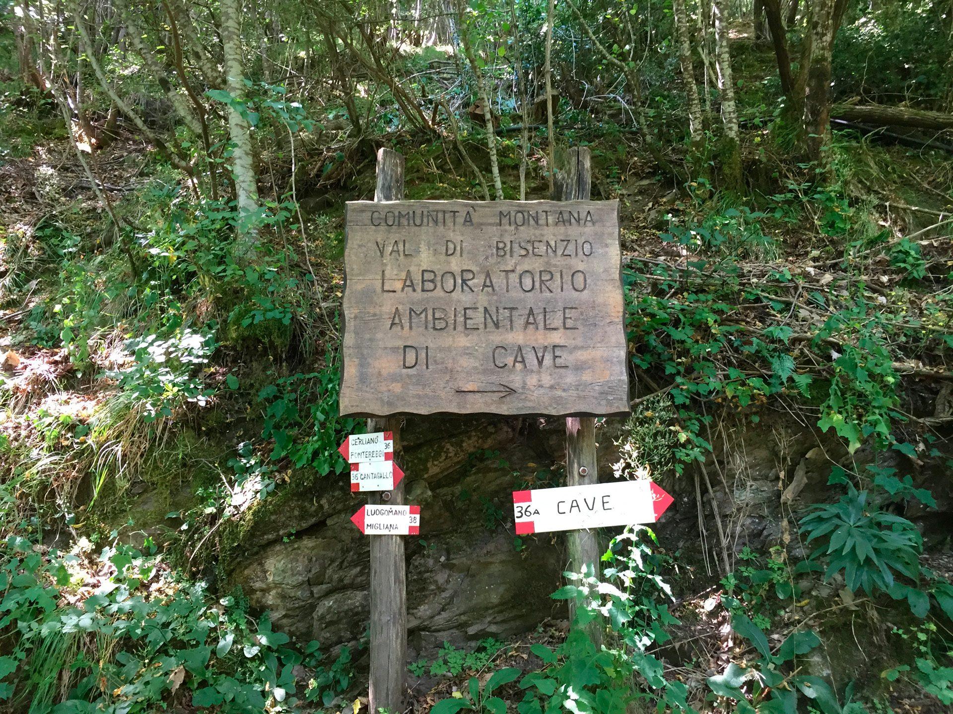 Tappa 12 - Spedaletto-Rifugio Le Cave