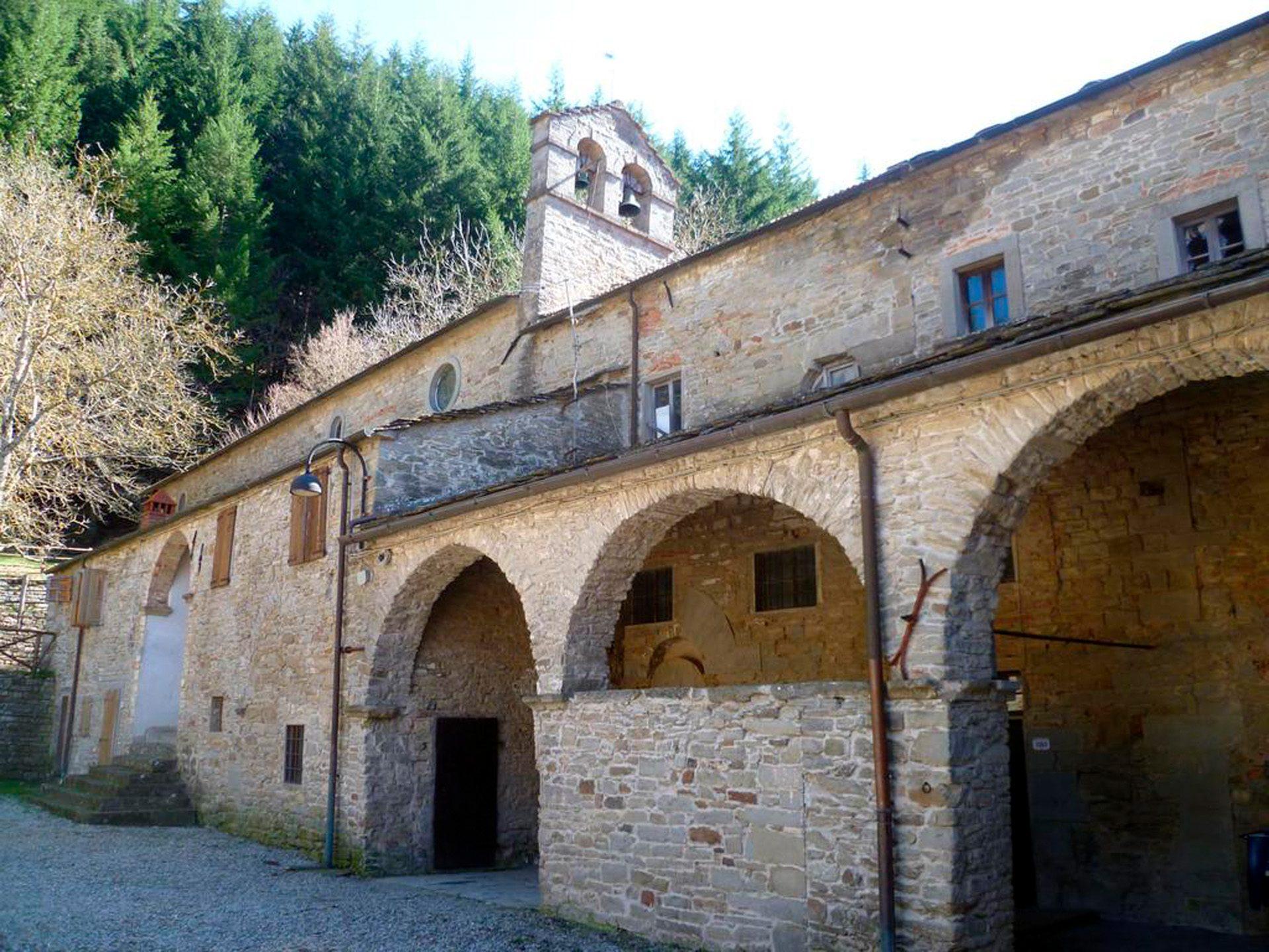 Tappa 16 - Badia Moscheta-Colla di Casaglia